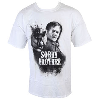 t-shirt film uomo The Walking Dead - Sorry Brother - INDIEGO, INDIEGO
