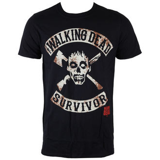 t-shirt film uomo The Walking Dead - Survivor - INDIEGO, INDIEGO