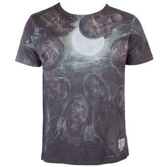 t-shirt film uomo The Walking Dead - Sublimation Over You - INDIEGO, INDIEGO, The Walking Dead