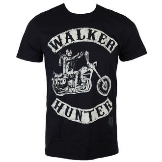 t-shirt film uomo The Walking Dead - Walker Hunter - INDIEGO, INDIEGO