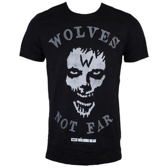t-shirt film uomo The Walking Dead - Wolves Not Far - INDIEGO, INDIEGO