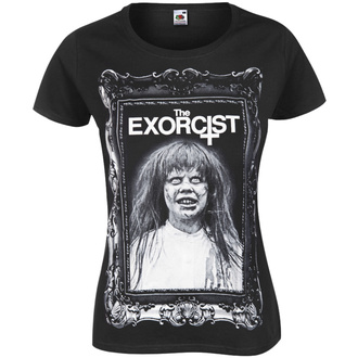 t-shirt hardcore donna Exorcist - THE EXORCIST - AMENOMEN, AMENOMEN, Exorcist