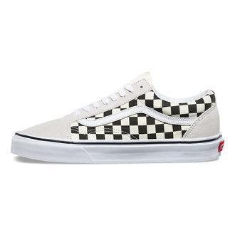 scarpe da ginnastica basse unisex - UA OLD SKOOL (Checkerboar) - VANS, VANS