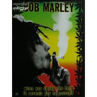 bandiera Bob Marley - Erba, HEART ROCK, Bob Marley