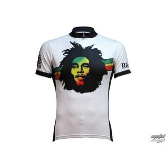 maglia ciclismo PRIMAL WEAR - Bob Marley - Rasta Rock Maglia - BMRAJ10