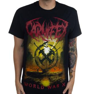 Maglietta da uomo Carnifex - World War X - Nero - INDIEMERCH, INDIEMERCH, Carnifex