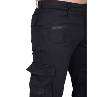 pantaloni uomo BLACK PISTOL - Combat Pantaloni Denim - (Nero), BLACK PISTOL