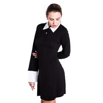 vestito donna KILLSTAR - Addams - Nero - KIL012
