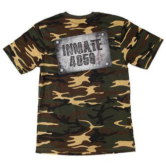 t-shirt uomo Sabaton - Carcerato Camouflage - NUCLEAR BLAST - 2292 - DANNEGGIATO, NUCLEAR BLAST, Sabaton