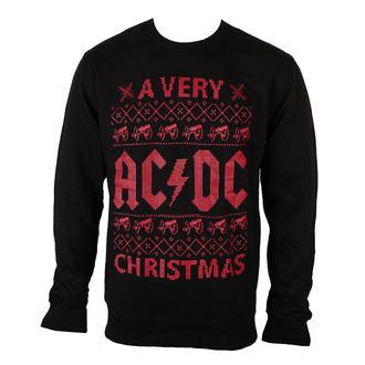 felpa senza cappuccio uomo AC-DC - A Very AC/DC Xmas - PLASTIC HEAD, PLASTIC HEAD, AC-DC