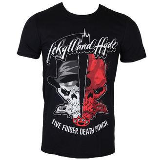 t-shirt metal uomo Five Finger Death Punch - Jekyll & Hyde - ROCK OFF, ROCK OFF, Five Finger Death Punch