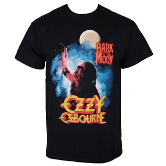 t-shirt metal uomo Ozzy Osbourne - Bark At The Moon - ROCK OFF, ROCK OFF, Ozzy Osbourne
