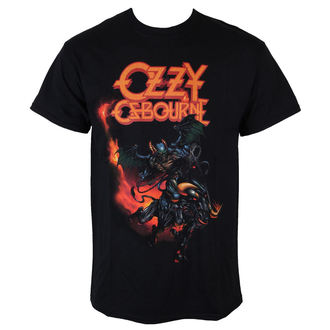 t-shirt metal uomo Ozzy Osbourne - Demon Bull - ROCK OFF, ROCK OFF, Ozzy Osbourne