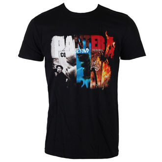 t-shirt metal uomo Pantera - Album Collage - ROCK OFF, ROCK OFF, Pantera