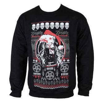 felpa senza cappuccio uomo Rob Zombie - Bloody Santa - ROCK OFF, ROCK OFF, Rob Zombie