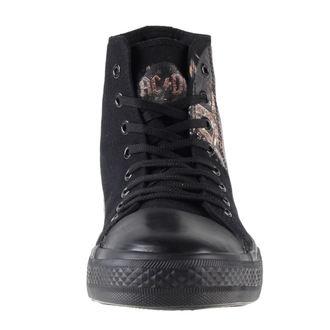 scarpe da ginnastica alte donna AC-DC - F.B.I., F.B.I., AC-DC