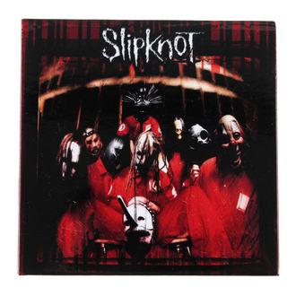 calamita Slipknot - perfetta per il Frigo - ROCK OFF, ROCK OFF, Slipknot
