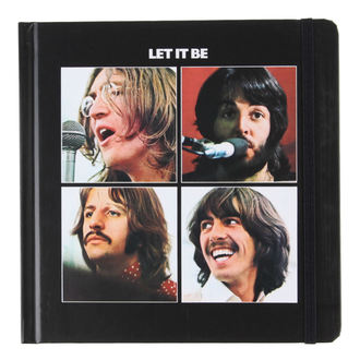 quaderno quaderno The Beatles - Let It Extreme - ROCK OFF, ROCK OFF, Beatles