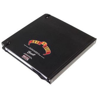 quaderno quaderno Guns N' Roses - Classic Logo - ROCK OFF, ROCK OFF, Guns N' Roses