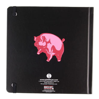 quaderno quaderno Pink Floyd - Animali - ROCK OFF, ROCK OFF, Pink Floyd