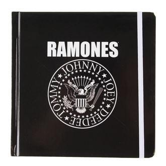 quaderno quaderno Ramones - Presidenziale Seal - ROCK OFF, ROCK OFF, Ramones