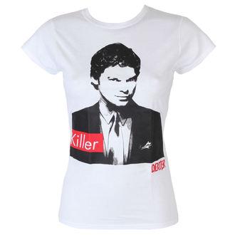 t-shirt film donna Dexter - Killer - HYBRIS, HYBRIS, Dexter
