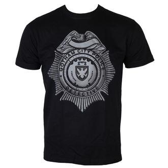t-shirt film uomo Gotham - Detective Shield - HYBRIS, HYBRIS, Gotham