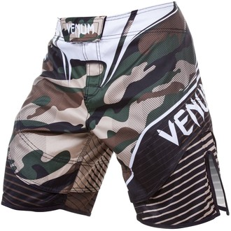 boxe pantaloncini uomo VENUM - Camo Eroe - Verde / Marrone, VENUM