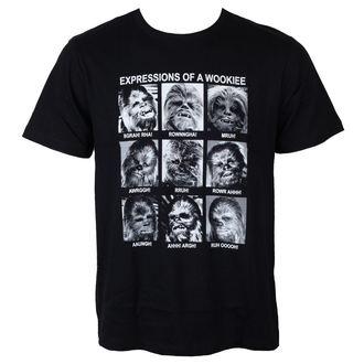 t-shirt film uomo Star Wars - Expression Of a Wookie - LEGEND, LEGEND