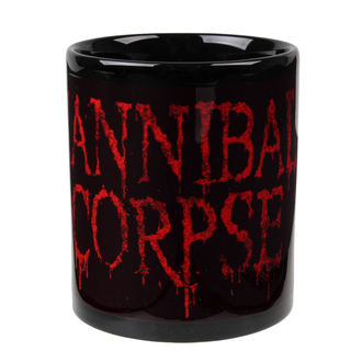 tazza Cannibal Corpse - Stillicidio Logo - PLASTIC HEAD, PLASTIC HEAD, Cannibal Corpse