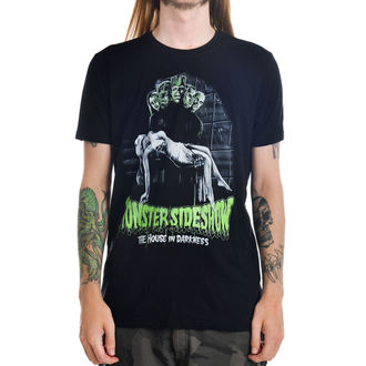 T-shirt gotica e punk uomo - Monster Sideshow - TOO FAST, TOO FAST