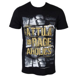 t-shirt metal uomo Attila - Rageaholics - PLASTIC HEAD, PLASTIC HEAD, Attila