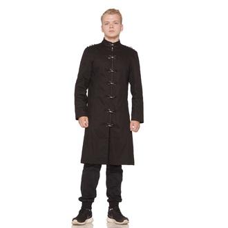 cappotto maschile primaverile / autunnale HEARTS E ROSES - Nero stretto, HEARTS AND ROSES