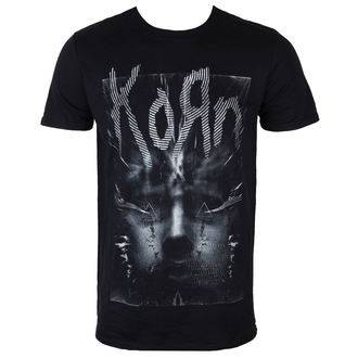 t-shirt metal uomo Korn - Third Eye - PLASTIC HEAD, PLASTIC HEAD, Korn