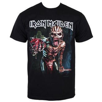 t-shirt metal uomo Iron Maiden - Book of souls Euro Tour 2016 - ROCK OFF, ROCK OFF, Iron Maiden