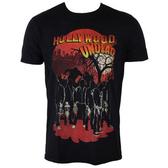 t-shirt metal uomo Hollywood Undead - Faceless Horror - PLASTIC HEAD, PLASTIC HEAD, Hollywood Undead