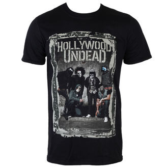 t-shirt metal uomo Hollywood Undead - Cement Photo - PLASTIC HEAD, PLASTIC HEAD, Hollywood Undead