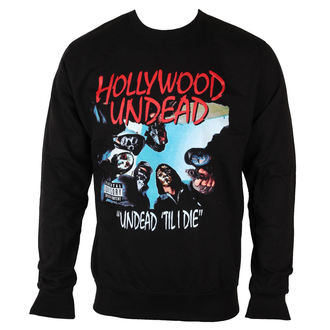 felpa senza cappuccio uomo Hollywood Undead - Til I Die - PLASTIC HEAD, PLASTIC HEAD, Hollywood Undead