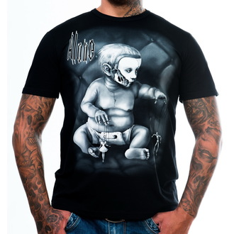 t-shirt uomo - Alone - ART BY EVIL, ART BY EVIL