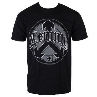 t-shirt metal uomo Motörhead - Lemmy Arrow Logo - ROCK OFF, ROCK OFF, Motörhead