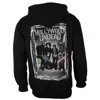 felpa con capuccio uomo Hollywood Undead - Cement Photo - PLASTIC HEAD, PLASTIC HEAD, Hollywood Undead