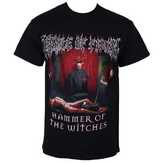 t-shirt metal uomo Cradle of Filth - Inquisitional Tourture - RAZAMATAZ, RAZAMATAZ, Cradle of Filth