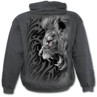 felpa con capuccio bambino - Tribal Lion - SPIRAL, SPIRAL