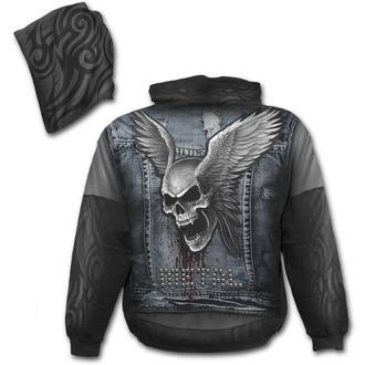 felpa con capuccio uomo - Thrash Metal - SPIRAL, SPIRAL