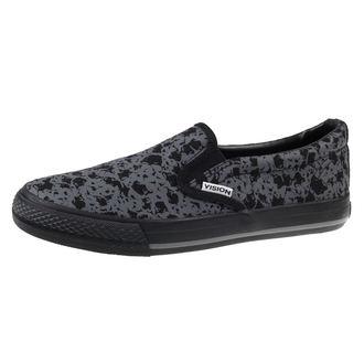 scarpe da ginnastica basse uomo - Slip-On - VISION, VISION