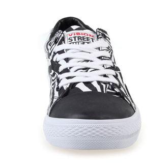scarpe da ginnastica basse uomo - Canvas-Lo - VISION, VISION