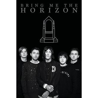 poster Bring Me The Horizon - Band - PYRAMID POSTER, PYRAMID POSTERS, Bring Me The Horizon