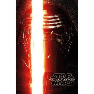 poster Star Wars - Episodio VII - Ernia Ren Teaser - PYRAMID POSTER, PYRAMID POSTERS