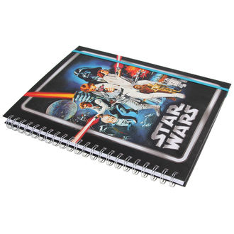 Quaderno Star Wars - Be New Hope - PYRAMID POSTER, PYRAMID POSTERS
