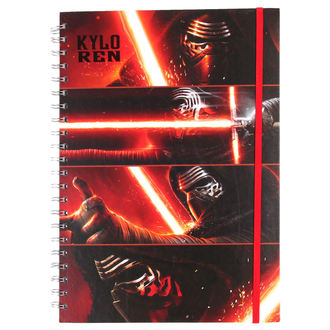 Quaderno Star Wars - Episodio VII - Split - PYRAMID POSTER, PYRAMID POSTERS, Star Wars